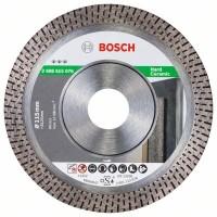 Bosch Professional Diamantdoorslijpschijf Best for Hard Ceramic 115x22,23x1.4x10 - 2608615076