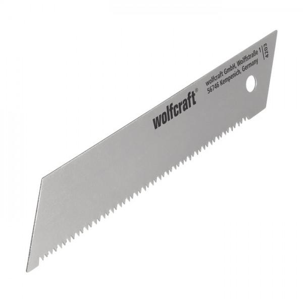 Wolfcraft 2 Sägeklingen für Abbrechklingenmesser - 4203000