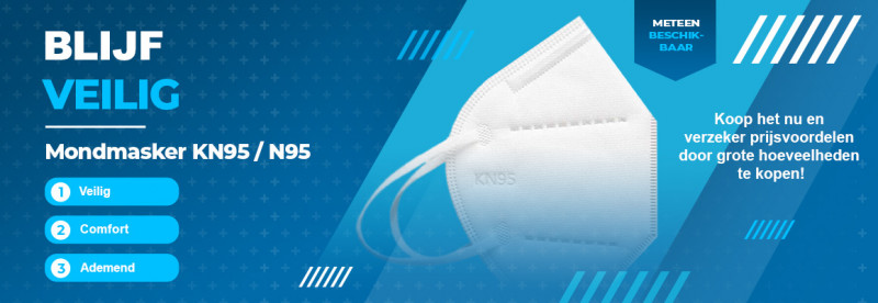 Mondmasker KN95 N95