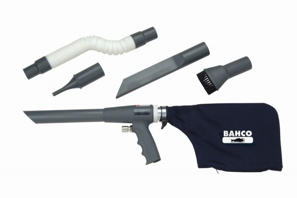 Bahco Pistola soffiatore/aspiratore, 6.3 bar - BP219V