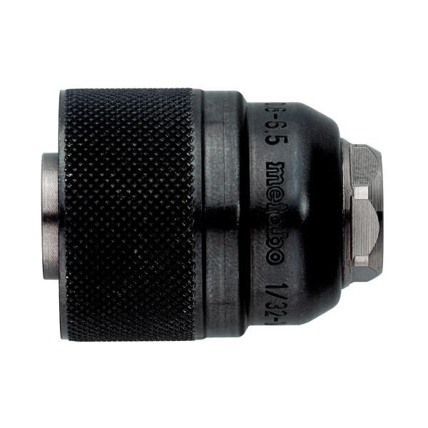 Metabo Portabrocas de cierre rápido Futuro Plus H1 M, 0,8-6,5 mm, para Power Grip²/ PowerMaxx (636623000)