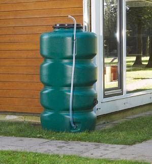 Garantia Gartentank 2000 Liter Set