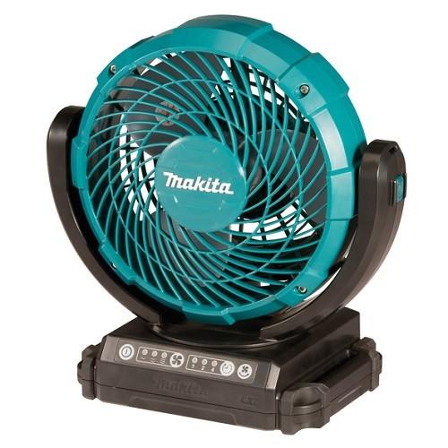Makita Portatile ventilatore 18,0V, senza batteria e caricabatteria - DCF102Z