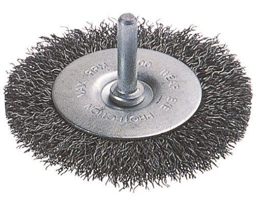 Wolfcraft 1 spazzola metallica a disco, ø 100 mm - 2103000