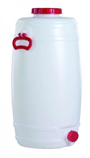 GRAF Kunststofvat rond 125 liter Ø480mm