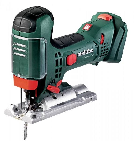 Metabo STA 18 LTX 100 Seghetto alternativo a batteria, 18V, MetaLoc - 601002840