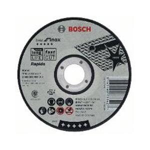 Bosch Disque de coupe 125x1,0mm INOX
