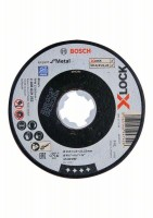 Bosch Professional  Disques à tronçonner droits X-LOCK Expert for Metal 115x1,6x22,23mm - 2608619252