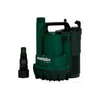 Metabo Pompe immergée à aspiration plate pour eau claire TP 12000 SI, carton - 0251200009