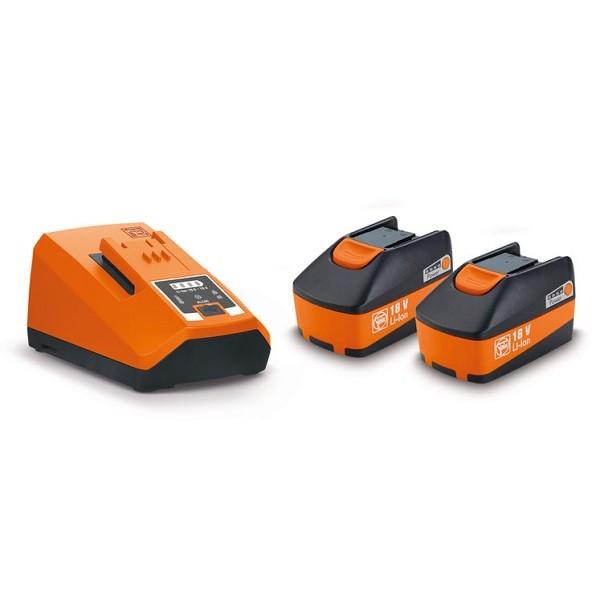 Fein Starter Set di batterie 18V, 6 Ah - 92604314010