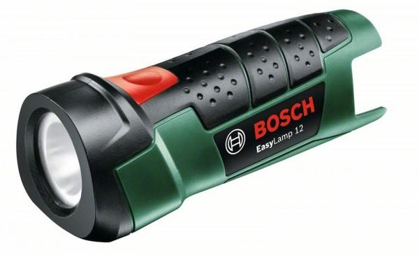 Bosch Torcia tascabile a batteria EasyLamp 12 (Batteria e caricabatteria non forniti in dotazione) - 06039A1008