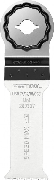 Festool Universal-Sägeblatt USB 78/32/Bi/OSC/5 - 203337