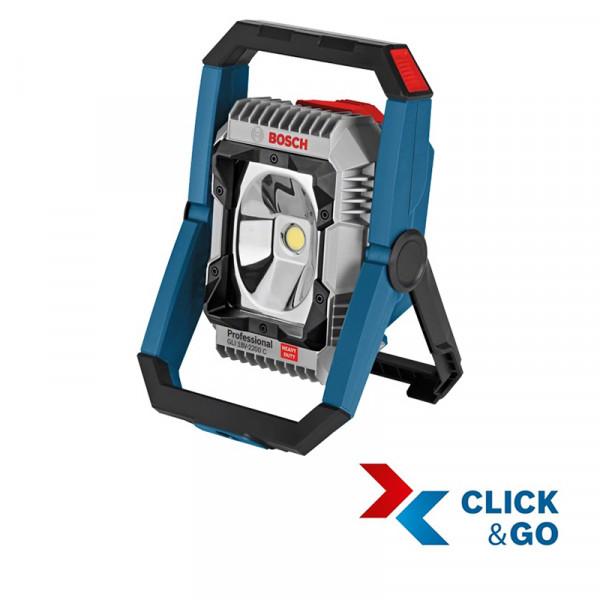 Bosch Professional Akku-Lampe GLI 18V-2200 C, ohne Akku und Ladegerät - 0601446501