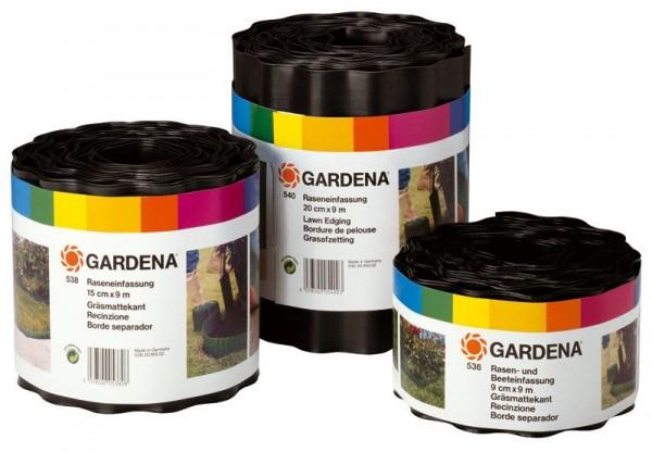 Gardena Bordure de pelouse 20cm x 9m