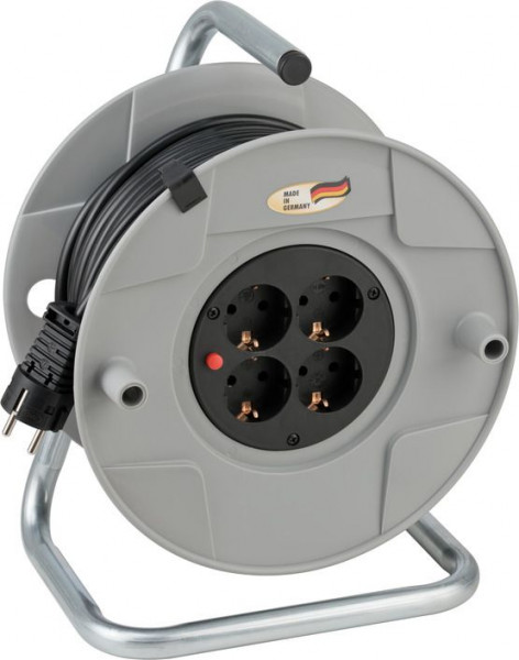 Brennenstuhl Kabeltrommel AK 260 40 m H05VV-F 3G1,5 - 1099140027