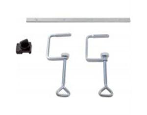 Woodster Ensemble d'accessoires pour rail Divar 55 / PL 55 - 3901802702