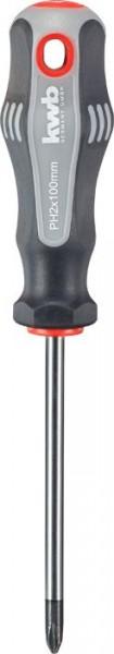 KWB Werkplaatschroevendraaier, PH2, 100 mm - 662202