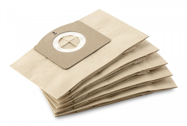 Kärcher Papierfiltertüten 2-lagig 5 St. - 28632970