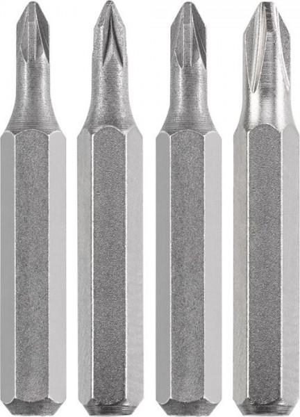 KWB MICRO bits, 28 mm, 4-delig - 128140