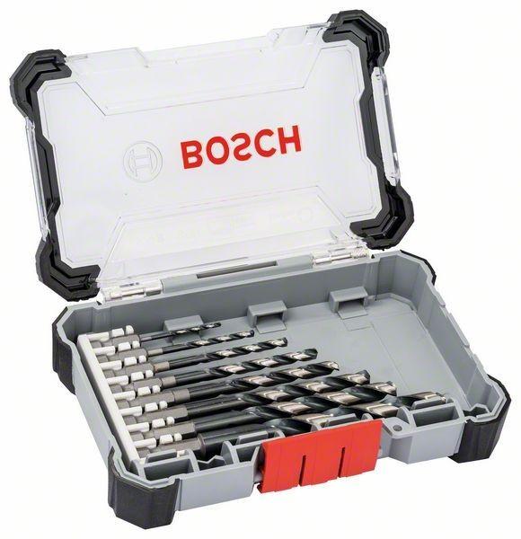 Bosch Forets HSS Impact Control, set de 8 pièces - 2608577146