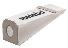 Metabo 5 sacchetti raccoglipolvere per 6.31385, SR, SXE - 631286000