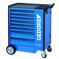Gedore Composition d'outils en servante d'atelier - 1500 ES-02-2004