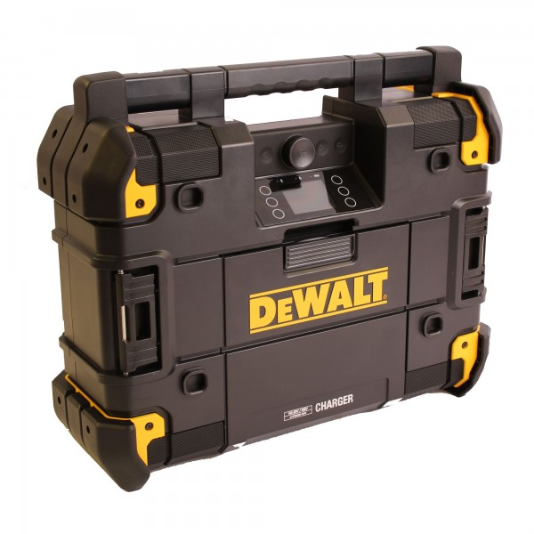 DeWALT TSTAK radio caricabatteria - DWST1-81078-QW