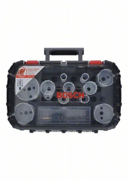 Bosch Set universale seghe a tazza Endurance for Heavy Duty Carbide, 60 mm - 2608594185