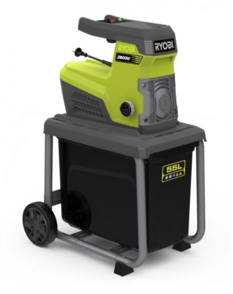 Ryobi 2800 W Elektrische groenafvalhakselaar - RSH2845T