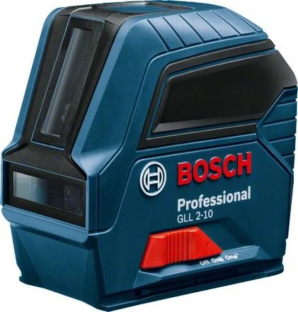 Bosch Professional Lijnlaser GLL 2-10 - 0601063L00