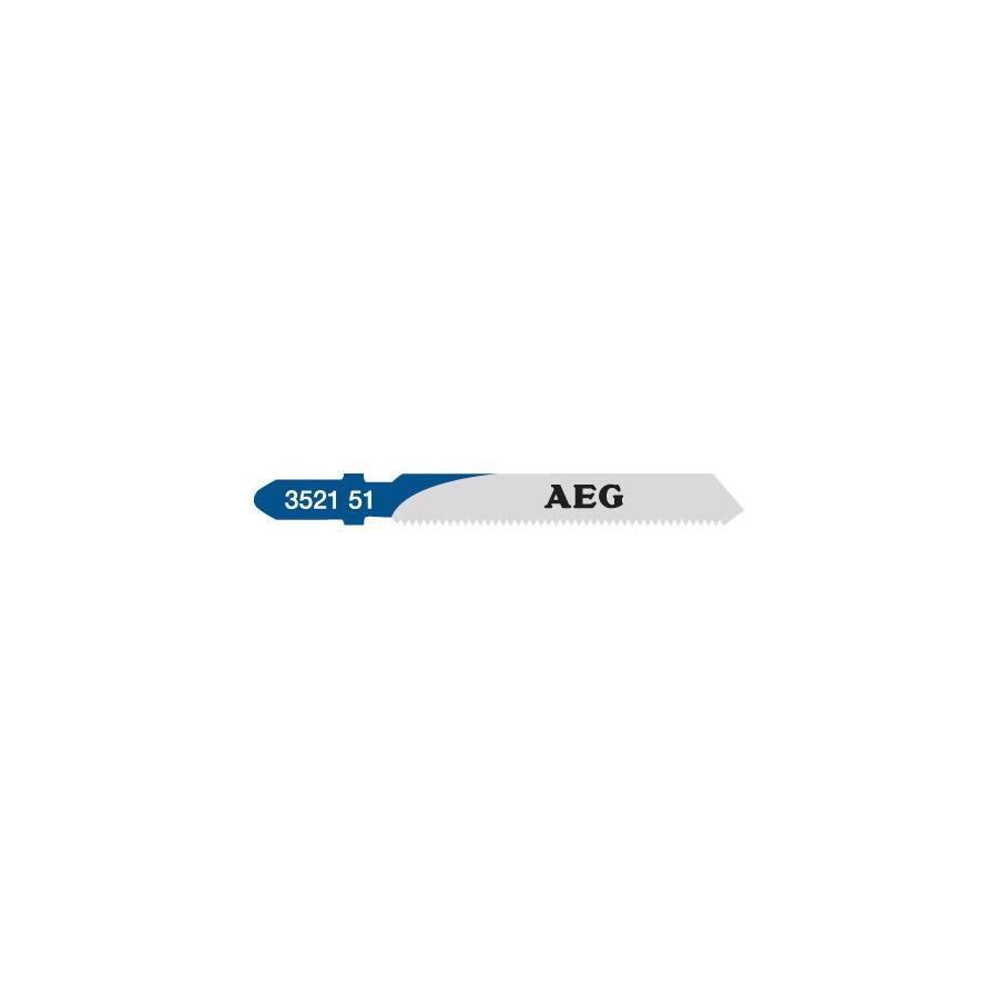 AEG Elektrowerkzeuge Decoupeerzaagblad metaal 55 x 2 mm T118B - 4932352151