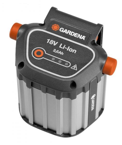 Gardena Batterie interchangeable Li-Ion BLi-18 - 09839-20