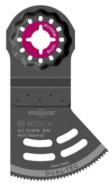 Bosch Lame Dual-Tec AYZ 53 BPB, 53 x 40 mm - 2608664202