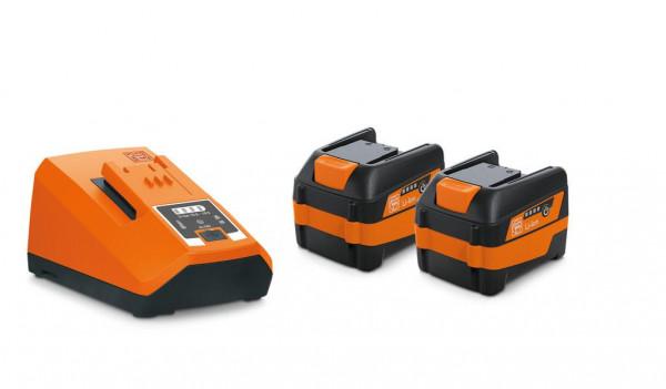 Fein Set de démarrage batteries, 12 V, Capacité 6 Ah - 92604327010