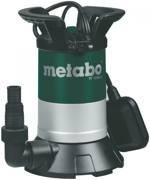 Metabo Pompe immergée pour eaux claires TP 13000 S