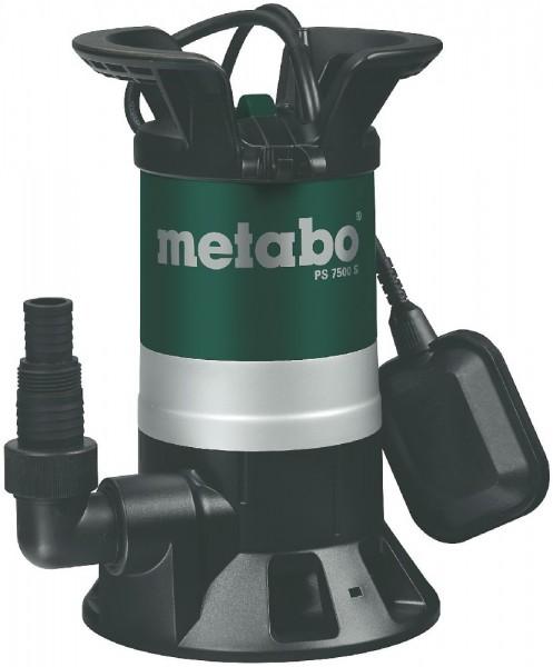 Metabo Pompe immergée pour eau polluée PS 7500 S