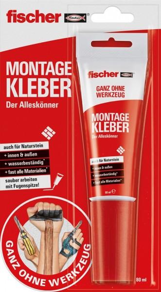 Fischer Montage Kleber 80ml - 545864