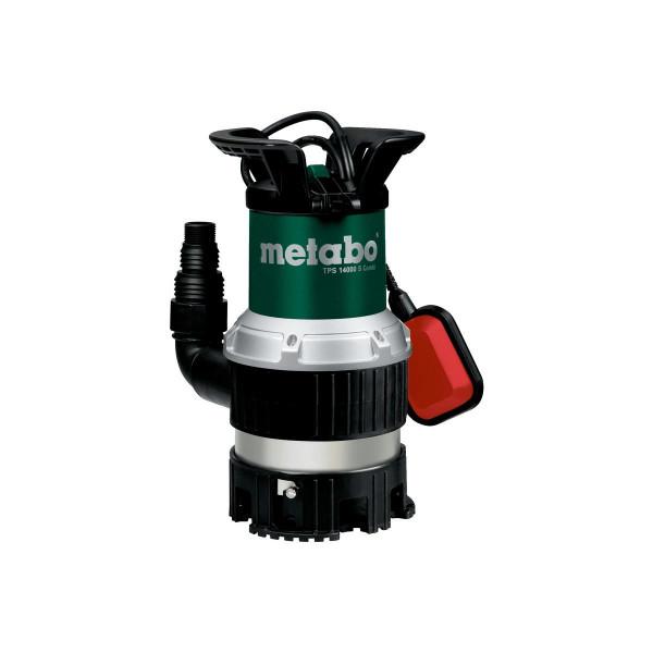 Metabo Bomba sumergible combinada TPS 14000 S Combi (0251400000) - Cartón