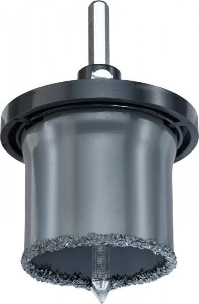 KWB Gatenzaag met hardmetaal bestrooid, met steunschijf en centreerboor - 499463