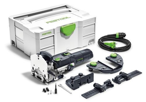 Festool Dübelfräse DF 500 Q-Set DOMINO - 574427
