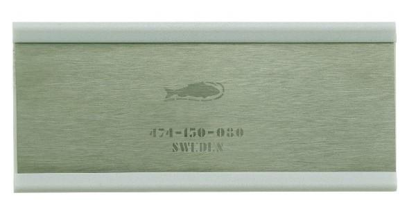 Bahco Abziehklingen, 150X0,8mm, Chrom-Nickel-stahl, Schn.schutz - 474-150-0.80