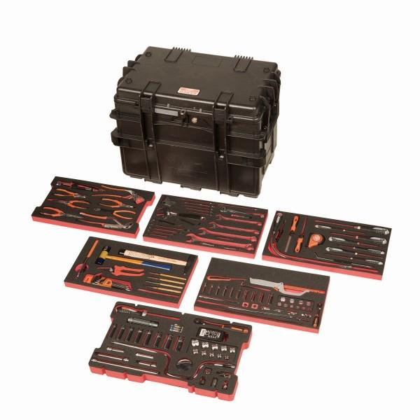 Bahco Valigia 4750RCWD4 con 162 utensili - 4750RCWD4FF1