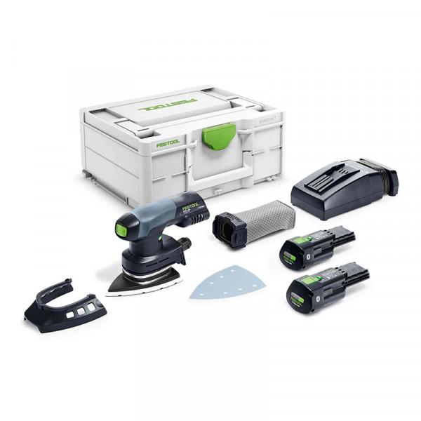 Festool Levigatrice Delta a batteria DTSC 400 3,1 I-Plus - 576365