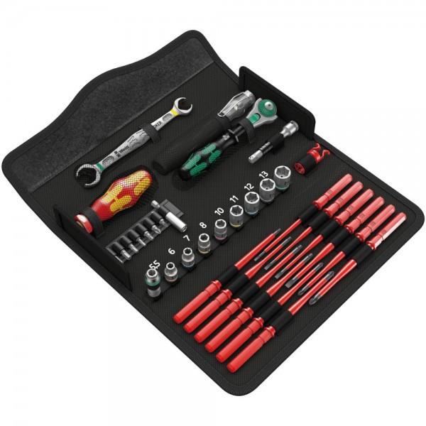 Wera Kraftform Kompakt W 1 Service, 35 -delig - 05135926001