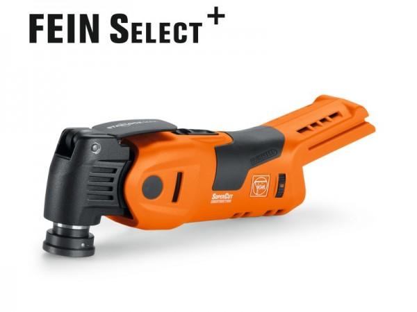 Fein Oszillierer - Akku AFSC 18 QSL Select / 18 V - 71292760000