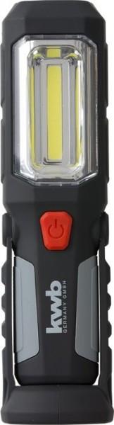 KWB Lampada da lavoro COB LED, flessibile - 948595