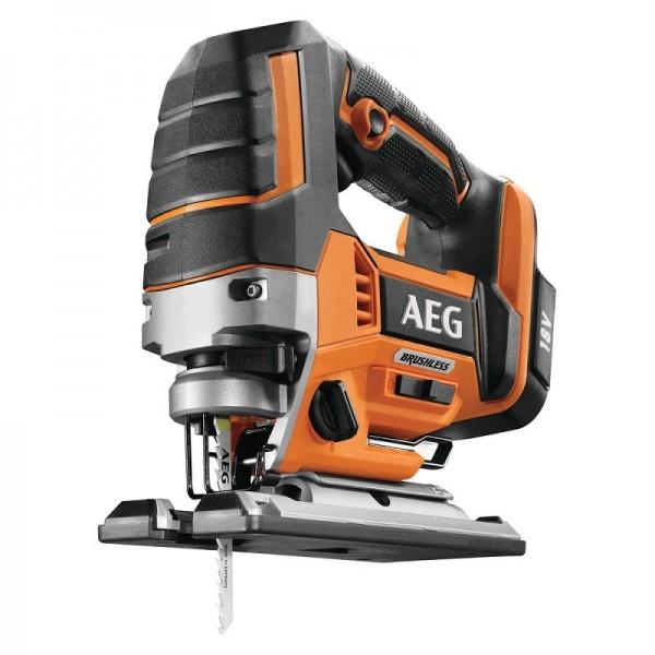 AEG Elektrowerkzeuge Bürstenlose Akku-Stichsäge BST18BLX-0 - 4935459654