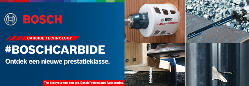 Bosch Carbide