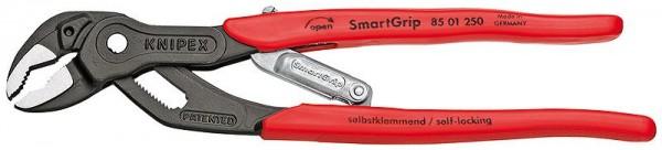 Knipex SmartGrip mit rutschhemmendem Kunststoff überzogen 250 mm - 85 01 250