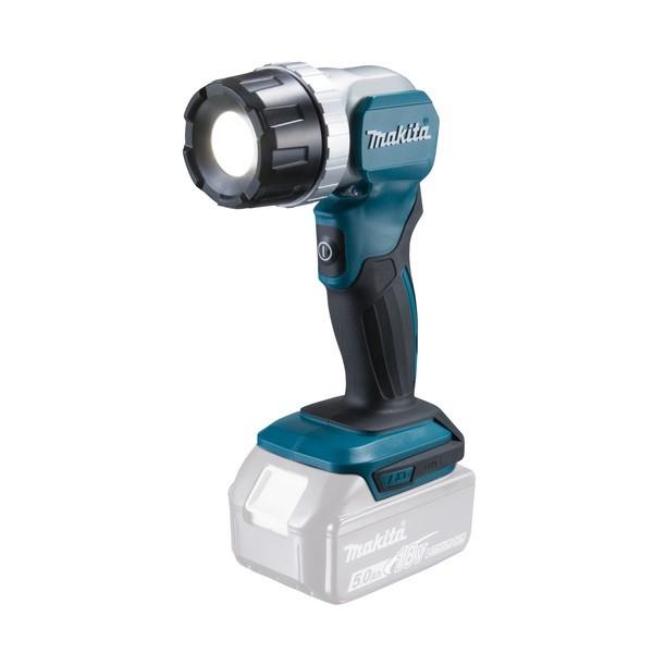 Makita Lampada LED DML808, senza batteria e senza caricabatterie - DEADML808